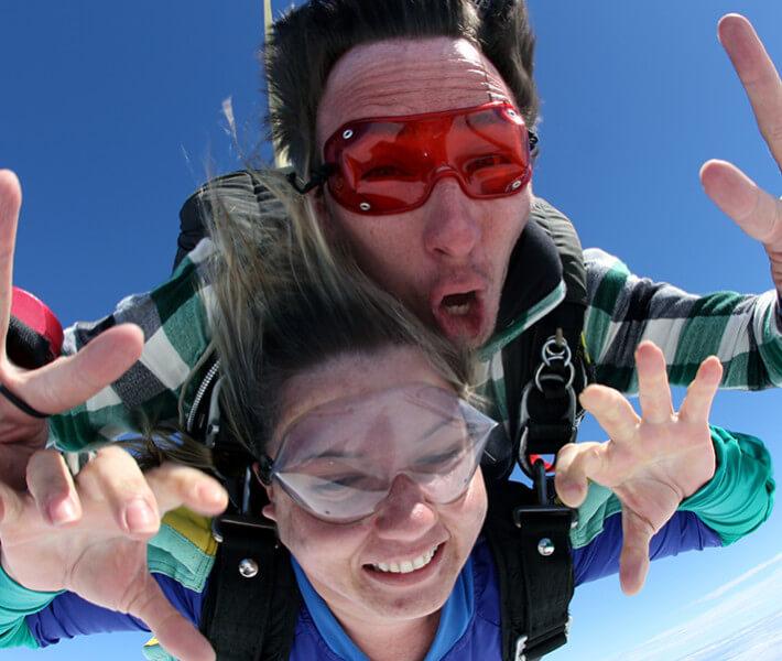 Parachute Experience