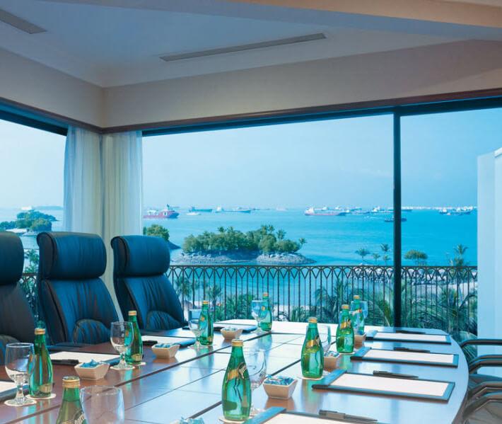 Shangrai-la Hotel Meetings-Events-Boardroom